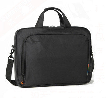 New nylon black laptop bag for men notebook bag for 14/15inch computer accessories,notebook bag