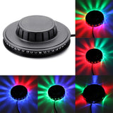 New 8W 48 LED 90-240V Auto & Voice-activated LED RGB mini Stage Light Bar Party Disco DJ Stage Lighting