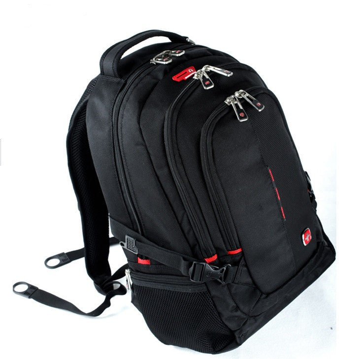 New hot leisure sports student backpacks travel camping hiking travel bags for men with Waterproof wear-resisting