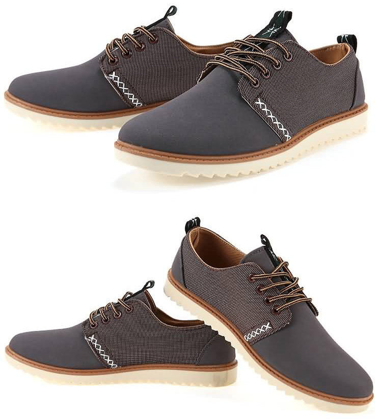 Casual shoes men Big Size Shoe footwear sneakers men shoes oxfords men's casual canvas sneakers