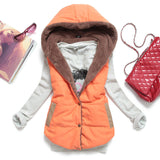 Hot Women Vests Plus Size Sleeveless Vest Femininas Cotton Vests Hoody jacket Women Waistcoat