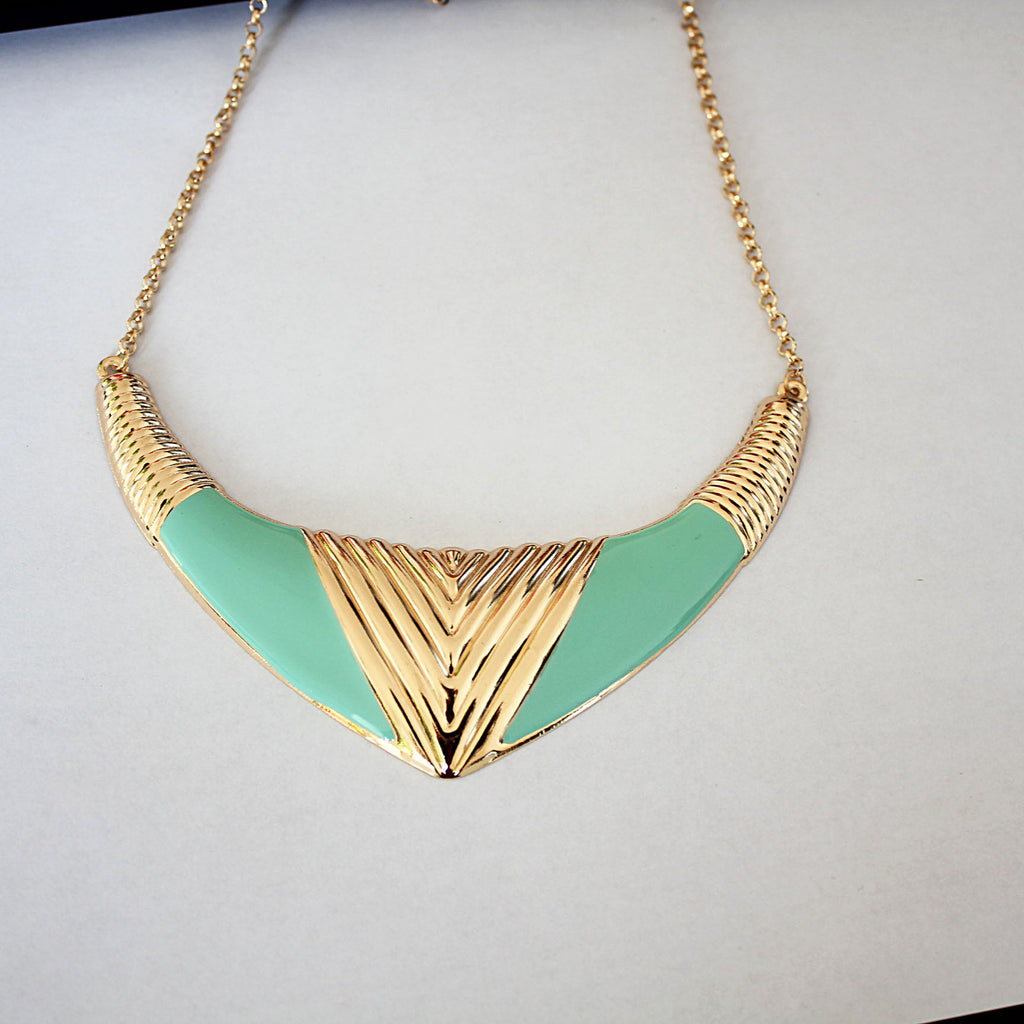 Hot Sale Fashion Jewelry Female Multicolor Necklace For Women Statement Necklaces