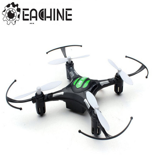 New Eachine H8 Mini Headless RC Helicopter Mode 2.4G 4CH 6 Axis Quadcopter RTF Remote Control Toy