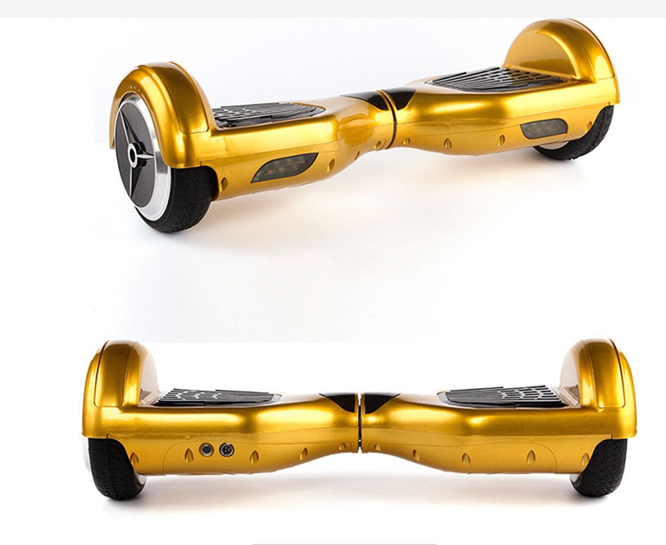 Two Wheels Electric Standing Hover Board Motorized Skateboard Skate Self Smart Balancing Board Scooter for Kid&Adult