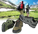 New Arrival Men's Winter Waterproof Outdoor Hiking Shoes Outventure Breathable Sports Hunting Climbing Boots