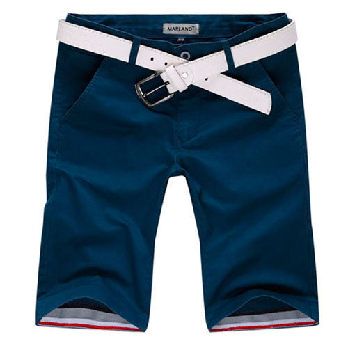 Summer Hot Sale Straight Barrel Pocket Fashion Shorts Buycoolprice