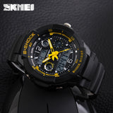 Skmei 1060 Children Sports Watches S Shock Military Fashion Casual Quartz Digital Watch Boys Wristwatches Relogio Masculino Boy