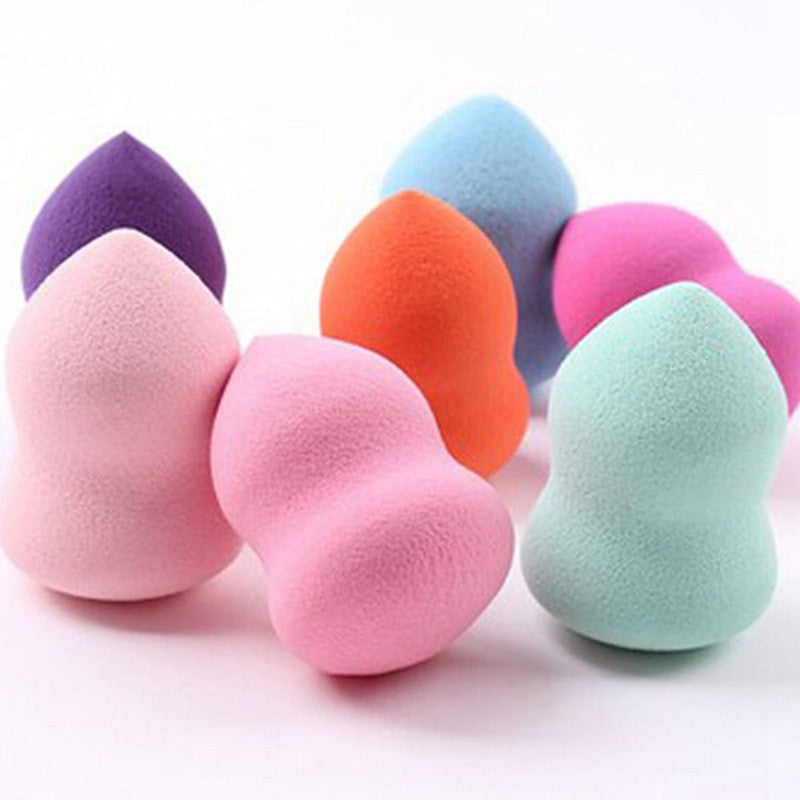 Makeup Foundation Sponge Blender Blending Cosmetic Puff Powder Smooth Beauty Make Up Tool 4pcs/lot