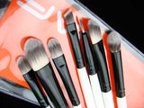 Makeup Eye Brushes Set Cosmetic tools Eye shadow brush eyeliner eye shading Blending Pencil Brush Makeup Brushes 7PCS