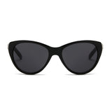 Sunglasses Women Cat Eye Acetate Frame Oval Lens Shades Classic Sun Glasses Original Brand Designer UV400