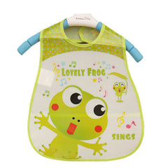 Baby Bibs Waterproof Elephant Cartoon Children Bibs Infant Burp Cloths Brand Clothing Towel Kids Clothing Accessories