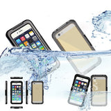 Cover Case For Apple iPhone 6 Case For iPhone6 4.7 inch Cover Silicone Durable Dirt Shockproof Bag Waterproof Mobile Phone Cases