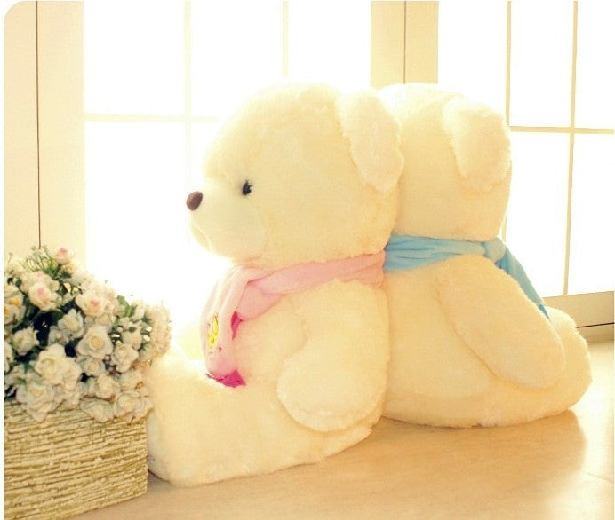 Birthday Valentines Gift Scarf Baby Bear Wedding Plush Toy High Quality Teddy Bear Doll
