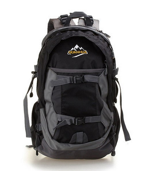 Men and women outdoors backpack camping bag sports Hiking bag waterproof