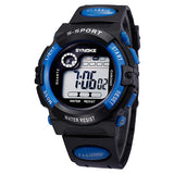 LED Watch Super dive 30 M waterproof outside sport cartoon watches boys girl's Children's digital Watches