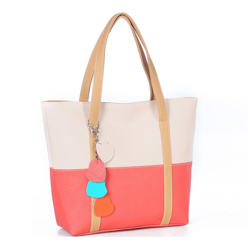 New Fashion Women Leather Handbags Shoulder Bag