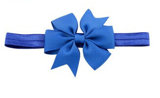 Brand New Baby Bow Headband Hair Bowknot Headbands Girls Bow Headband Toddler Headwear Infant Hair Accessories