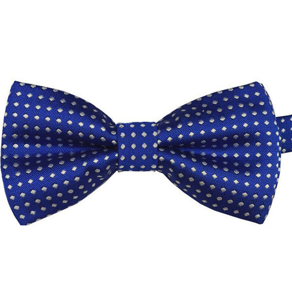 Chic Baby Boys Infant Toddler Pre Tied Party Wedding Tuxedo Bow Tie Necktie