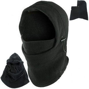 Double Layers Thick Cap Warm Wargame Winter Hat Special Forces Equipped Mask Windproof