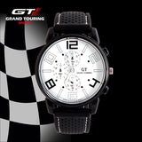 F1 Grand Touring GT Brand Men Sport Quartz Watch Military Wristwatch Fashion Men's Watches