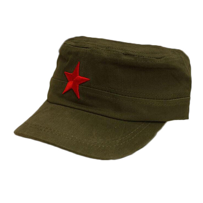 Fashion Military caps new style Embroidery star unisex hats adjustable snapback outdoors Retro baseball caps
