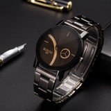 Fashion Watch Men Top Brand Luxury Famous Wristwatch Male Clock Quartz Wrist Watch Casual Quartz-watch