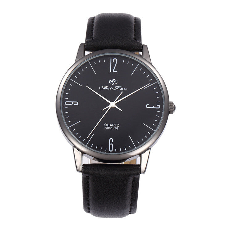 Fashion Women Wristwatches Luxury Leather Quartz Men Watch High Quality Clock Casual Women's Watches Relogio Brand Watches