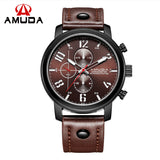 ashion Brand AMUDA Watches Men  Quartz-Watch Male Casual Analog Sports Wrist Watches Relogio Masculino Montre Homme
