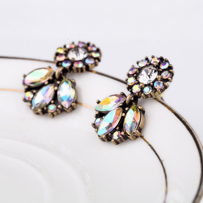Fashion Jewelry Women exquisite all-match vintage small stud earring