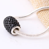 Fashion World Cup Crystal Charm Beads Necklaces Pendants Crystal Jewelry