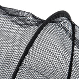 Floating Fish Fishing Basket Mesh Net Collapsible Fresh Water 5 Tiers nylon + metal Black 141cm High quality