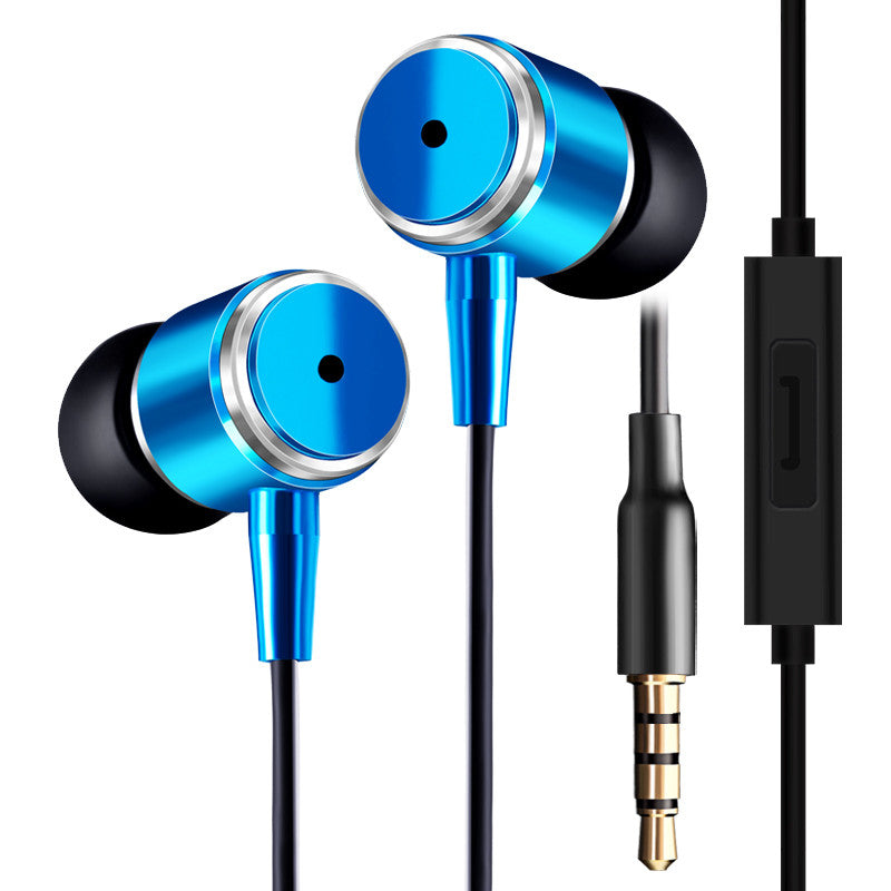Original JMF 3.5mm Earphones Headphones For IPhone 5 5S 4 6 Plus Samsung Xiaomi MP3 MP4 MP5 High Quality Best Bass