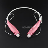 HV-800 Fashion Wireless Bluetooth earphone HandFree Sport Stereo Headset headphone for Samsung iPhone LG