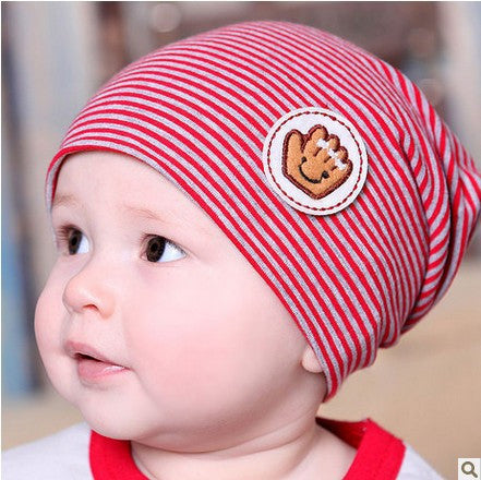 Fashion Children Boys Girls Skull Cat Hats Kids Hats Children Cotton Homies Animal Caps