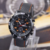 Casual Quartz watch men military Watches GT sport Wristwatch Dropship Silicone Clock Fashion Hours