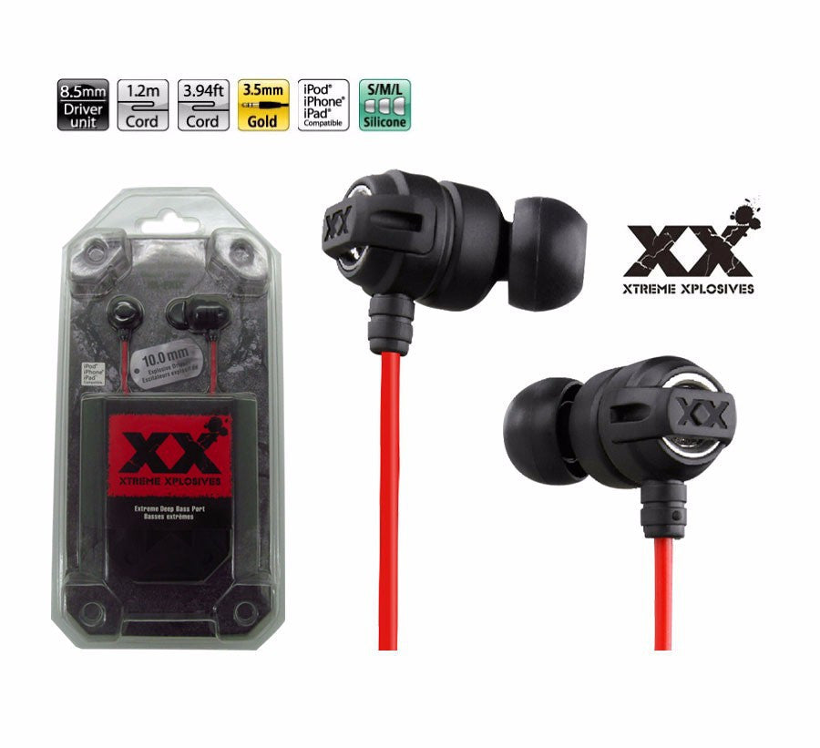 HA-FX1X 3.5mm In-ear Earphones Headphone headsets Super Bass stereo earbuds for mobile phone MP3 MP4