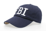 High quality Hat & Cap FBI Fashion Leisure embroidery CAPS Unisex Baseball Cap