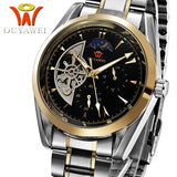 Brand luxury brand fashion Watch for men Mechanical Military Army Men watch hand wind Classical Wristwatch