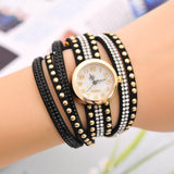 Hot Sale Fashion Vintage Bracelet Watch Women Wristwatch Ladies Quartz Watches