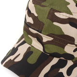 Hot Sale Baseball Unisex Fashionable Men Women Sun Visor Army Camouflage Military Soldier Combat Hat Cotton Sport Cap