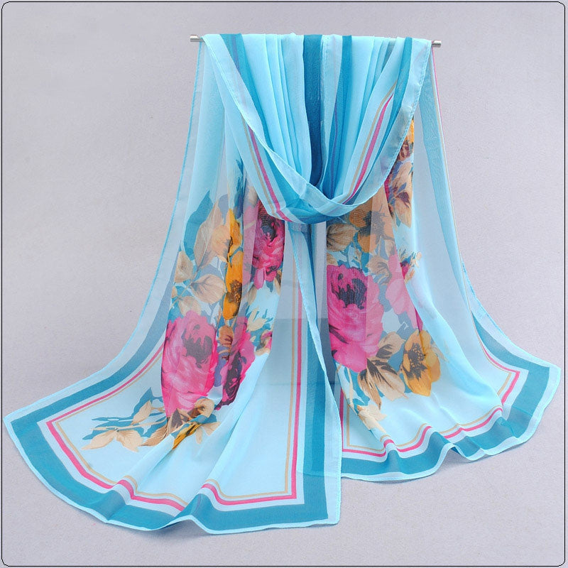 Hot Women Maxi Plain HijabScarf Shawlmuslim scarf Female Solid Scarves Design Accessories