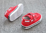 Boys sports shoes girls canvas flats children shoes kids sneakers