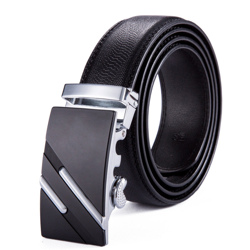 New men belt brand luxury ceinture designer belts men high quality genuine leather belt automatic buckle