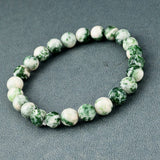 Natural Stone Strand Bracelets With Stones Love Casual Men Jewelry White Turquoise Beads Bracelets & Bangles for Women