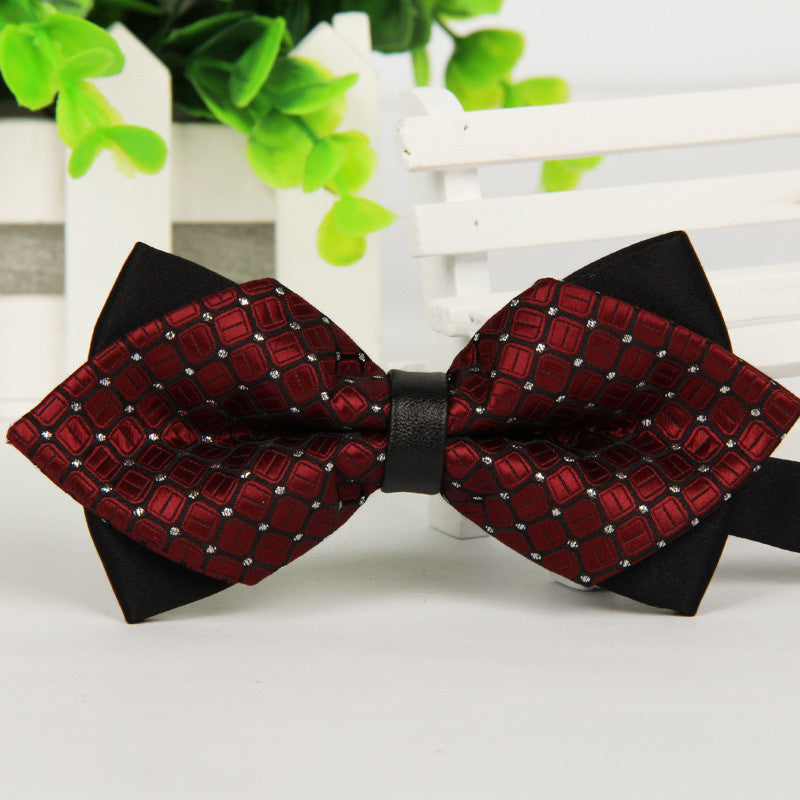 New Bow Ties Formal Commercial Fashion Men Bowties Cravate Accessories Corbatas Gravata Bowtie For Wedding
