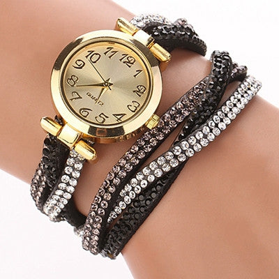 Fashion Luxury Bracelet Quartz Women Casual Watch Women Wristwatches Dress Classic Clock Watches