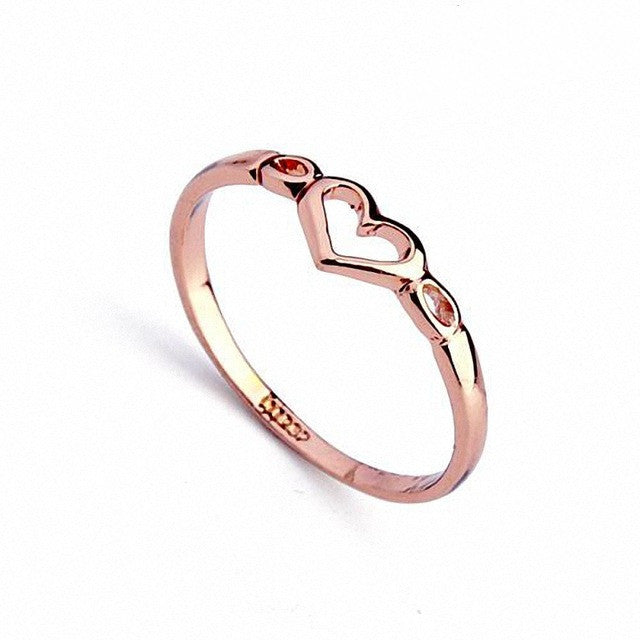 New Sale Real Italina Rings for Women Genuine Austria Crystal 18KRGP gold Plated Fashion