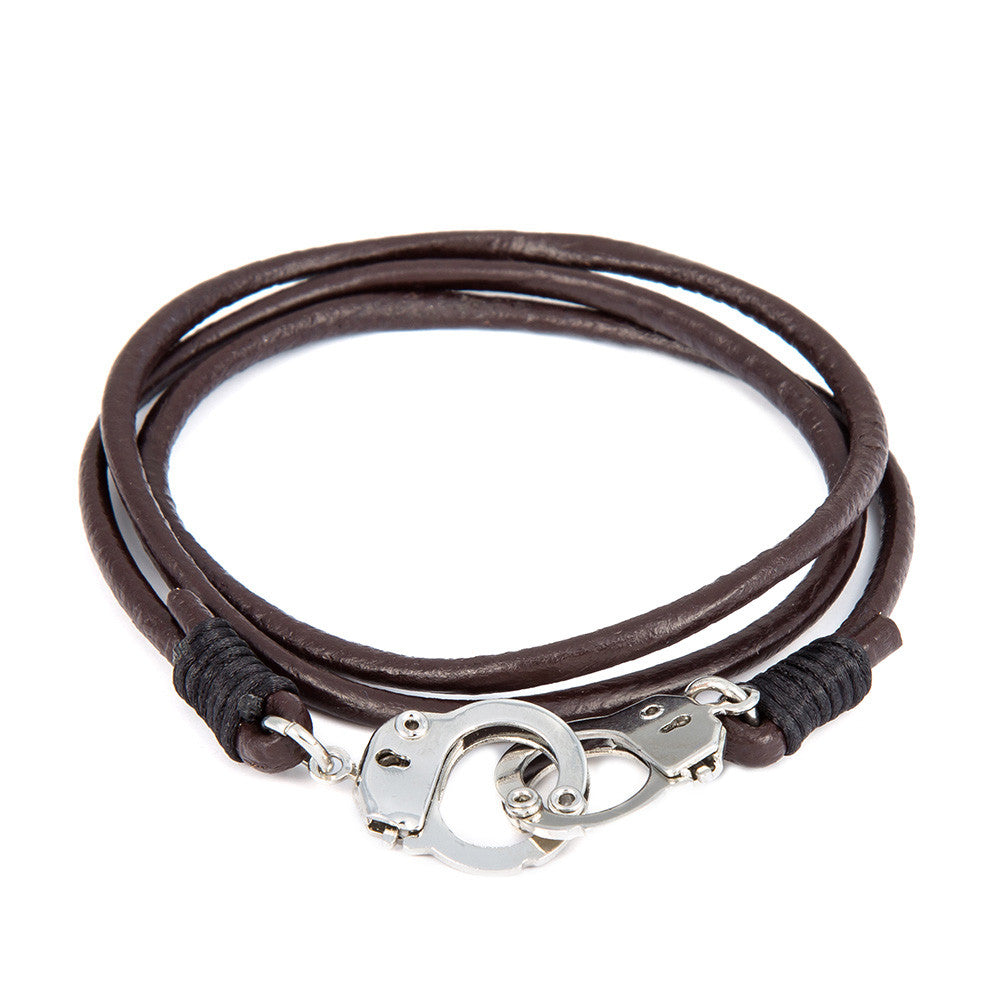 New leather bracelet anchor bracelet pulsera hombre men jewelry pulsera ancla Charms bracelets & Bangles man gift bracelet cuir
