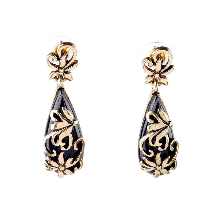 New Arrival Hot Sale Fashion Chic Indian Earrings Designs Jewelleries