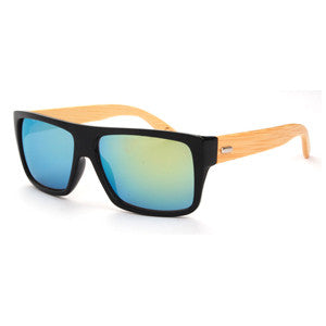 New Bamboo Sunglasses Men Wooden Sun glasses Women Brand Designer Mirror Original Wood Glasses